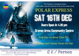 Polar express poster